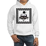 Checkerboard Logo Hoodie