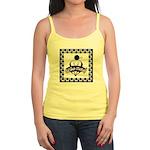 Checkerboard Logo Tank Top