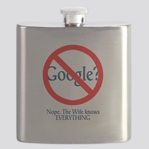 Google Wife Knows Everything Flask