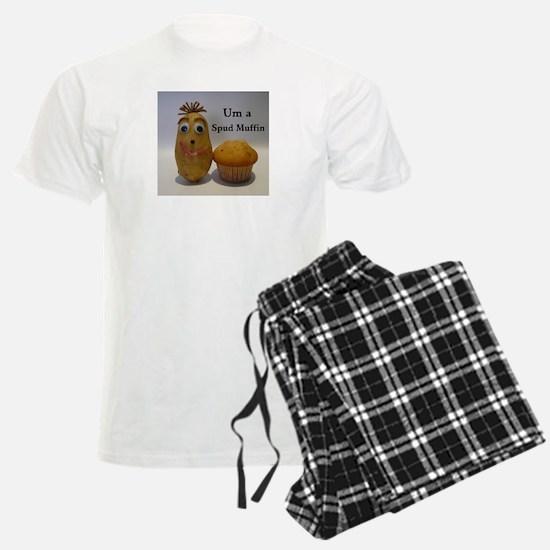 Stud (spud) Muffin Pajamas