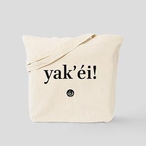 yak'éi Tote Bag