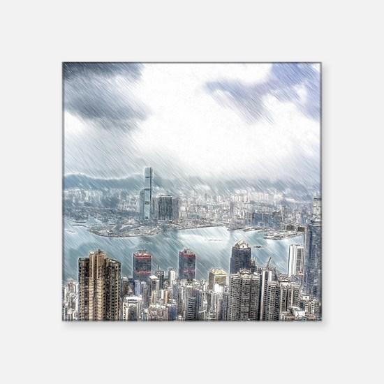 Hongkong Sticker