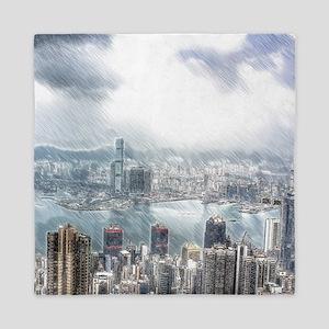 Hongkong Queen Duvet