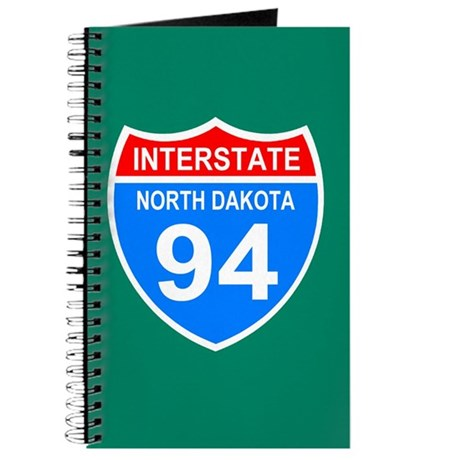 Interstate 94<BR> Driver's Log