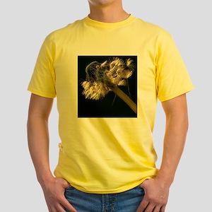 Wonderful Dandelion Yellow T-Shirt