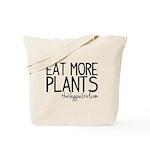 Eat More Plants - Tote Bag