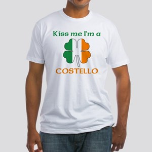 Costello Family Fitted T-Shirt