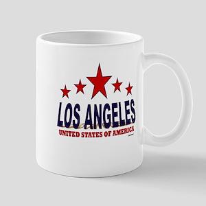 Los Angeles U.S.A. Mug