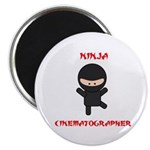 Ninja Cinematographer Magnet