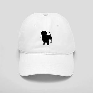 dachshund 2 Baseball Cap