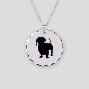 dachshund 2 Necklace