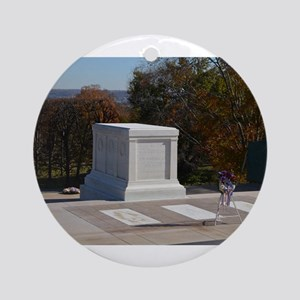 Tomb of the Unknown Soldier Ornament (Round)