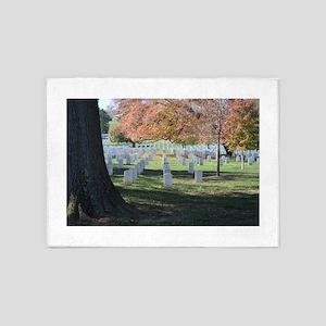 Autumn in Arlington 5'x7'Area Rug
