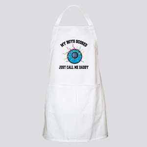 My Boys Can Swim BBQ Apron