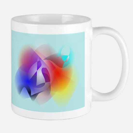 A Small Creature in the Ocean Mugs