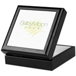 BabyMoon Leaf 2008 Keepsake Box