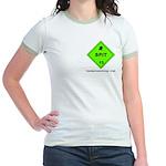 Spit Women's Ringer T-Shirt