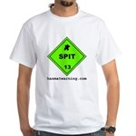 Spit White T-Shirt