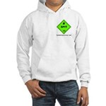 Spit Hooded Sweatshirt