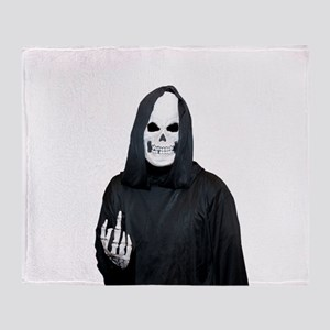 The Reaper Throw Blanket