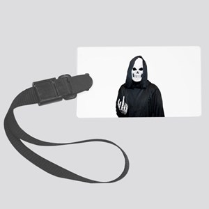 The Reaper Large Luggage Tag