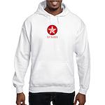 texan-hooded sweatshirt