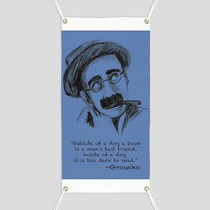 Groucho Marx Banner