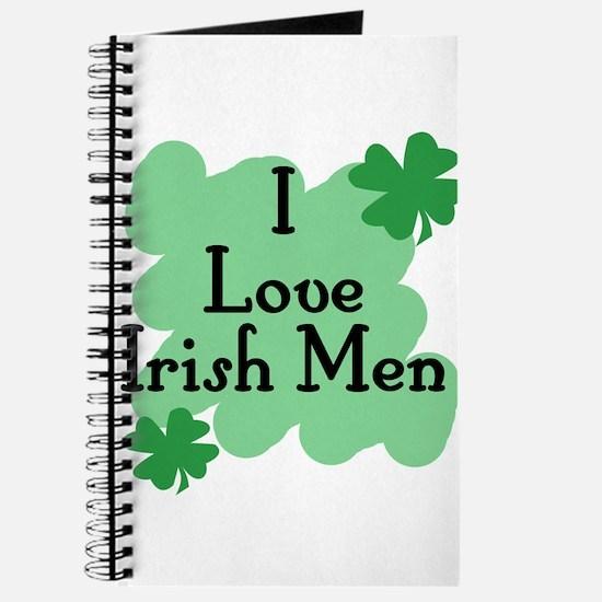 I Love Irish Men Journal