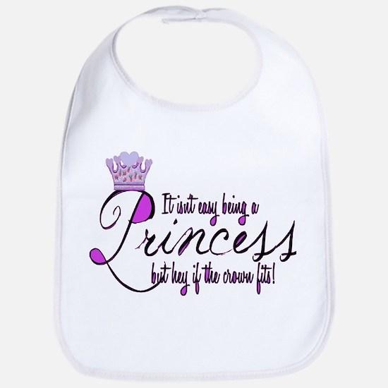 Princess, It isn't easy Bib