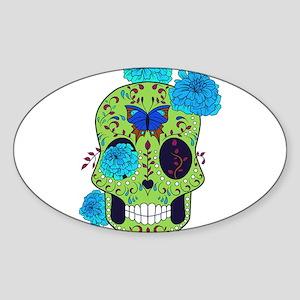 Best Seller Sugar Skull Sticker