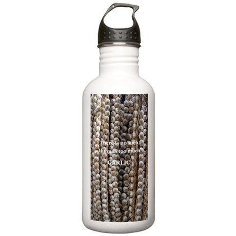 Lots of garlic Stainless Water Bottle 1.0L