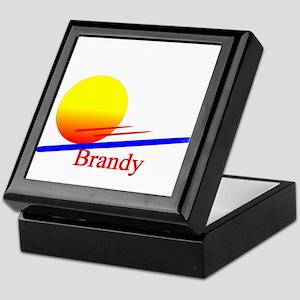 Brandy Keepsake Box