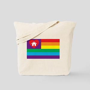 Pride Family Flag Tote Bag