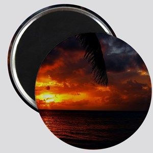 Wonderful Sunset Magnet