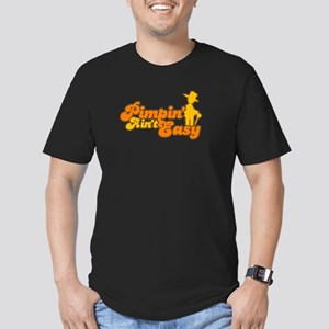 Pimpin Ain't Easy Black T-Shirt