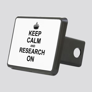 Keep Calm and Research on Rectangular Hitch Cover