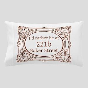 221b Baker Street Pillow Case
