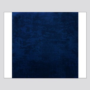 Blue fabric texture Posters