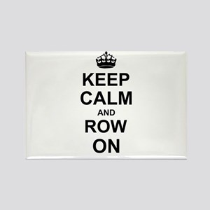 Keep Calm and Row on Magnets