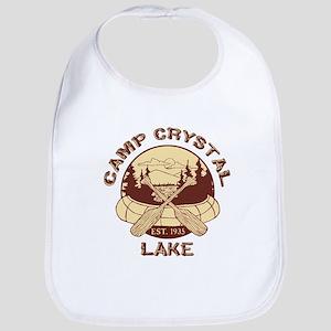 Camp Crystal Lake Bib