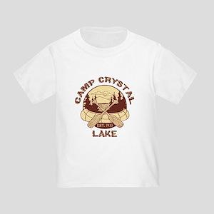 Camp Crystal Lake Toddler T-Shirt