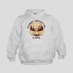 Camp Crystal Lake Kids Hoodie