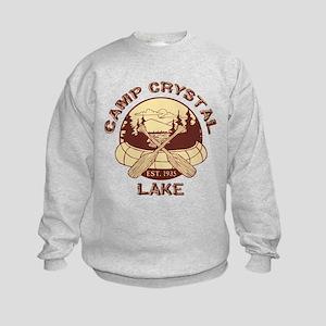 Camp Crystal Lake Kids Sweatshirt