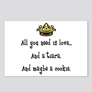Love and a Cookie Postcards (Package of 8)