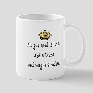 Love and a Cookie Mug