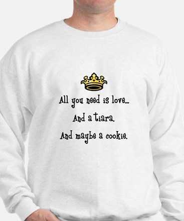 Love and a Cookie Sweater