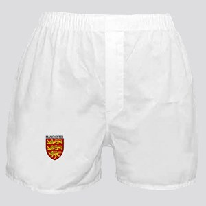 Manchester, England Boxer Shorts