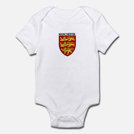 Manchester, England Infant Bodysuit