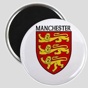 Manchester, England Magnet