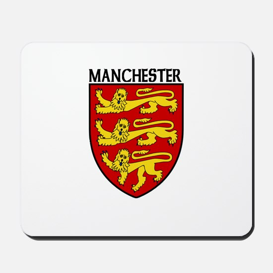 Manchester, England Mousepad
